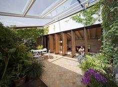 Garden Design For A Spanish Villa Realized by Architect Luis Velasco Roldán