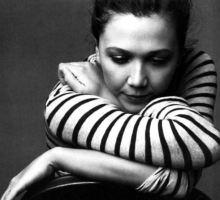 maggie gyllenhaal, get told I look like her at least once a month lol