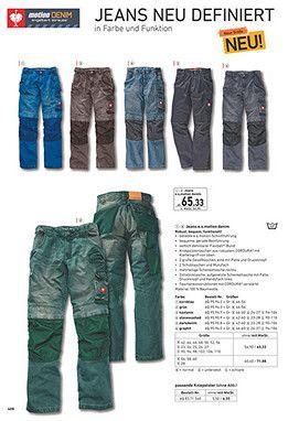 Jeans e.s.motion denim - engelbert strauss
