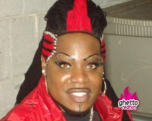 ghetto gay black
