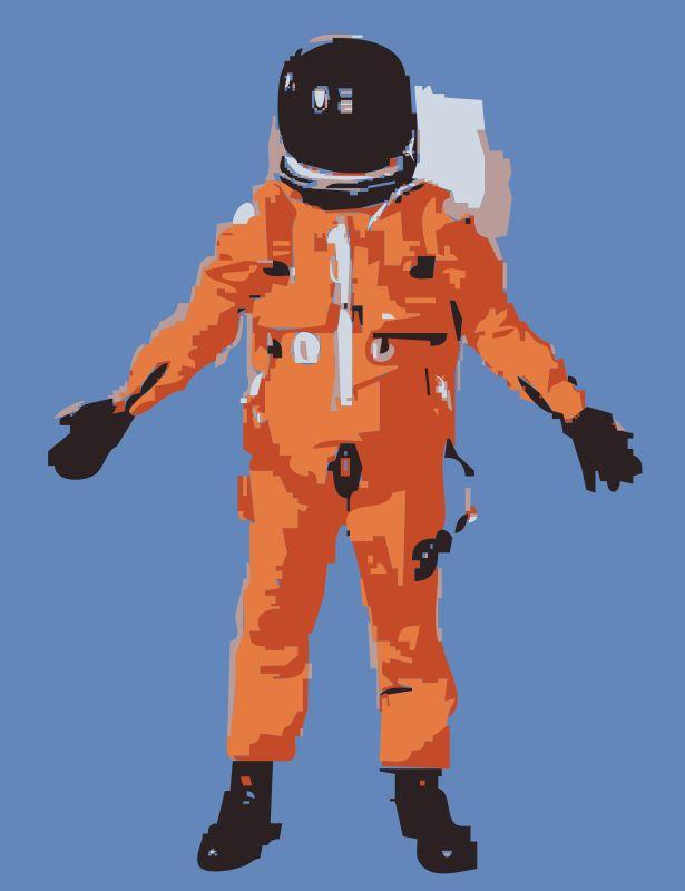 NASA Suit