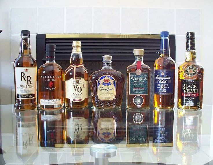 Canadian Whisky 1 7 most famous Whiskey flavors