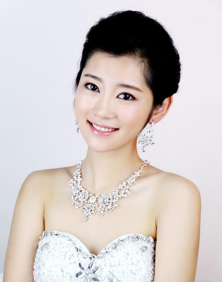 Звезда мода кореи ( экстравагантный ) свадебные аксессуары ожерелье свадьба ювелирные изделия студия