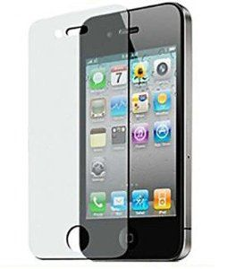 iPhone 4 / 4S Anti-Glare, Anti-Scratch, Anti-Fingerprint - Matte Finishing Screen Protector  List Price: $14.95   Price: $1.06