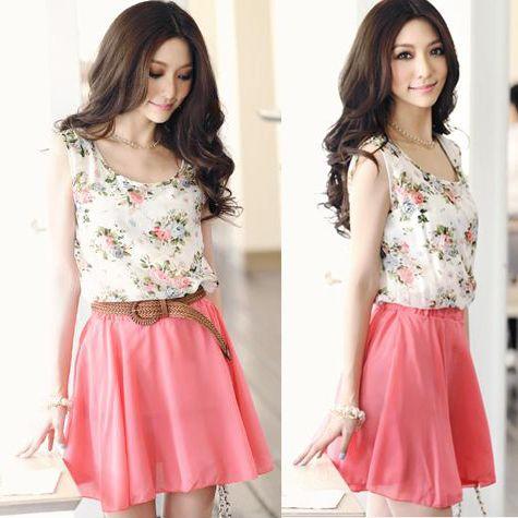 Cute Juniors Summer Dress #summer