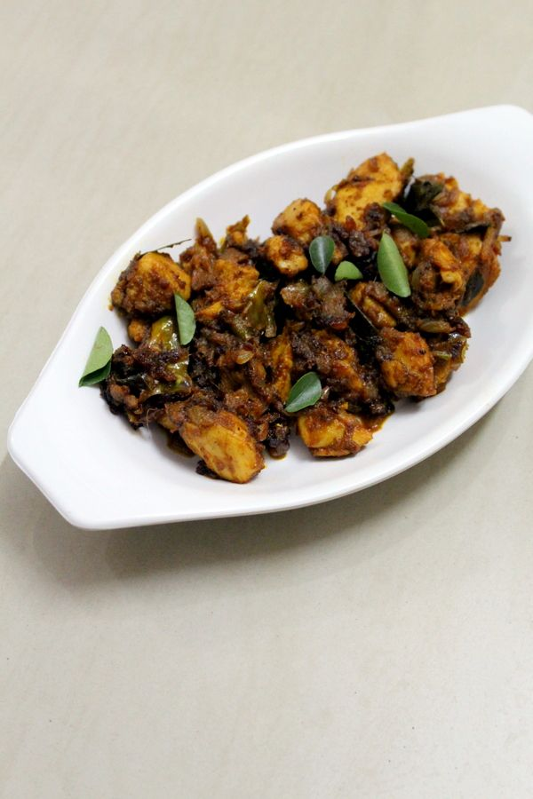 Andhra chicken fry is a spicy chicken fry recipe with all the dry spices available at home and is done in a typical south indian style from andhra region...