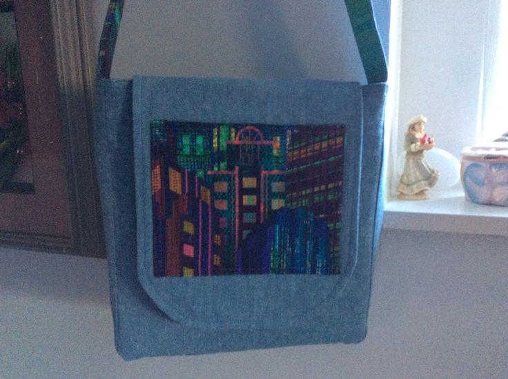 Heathers reversable bag