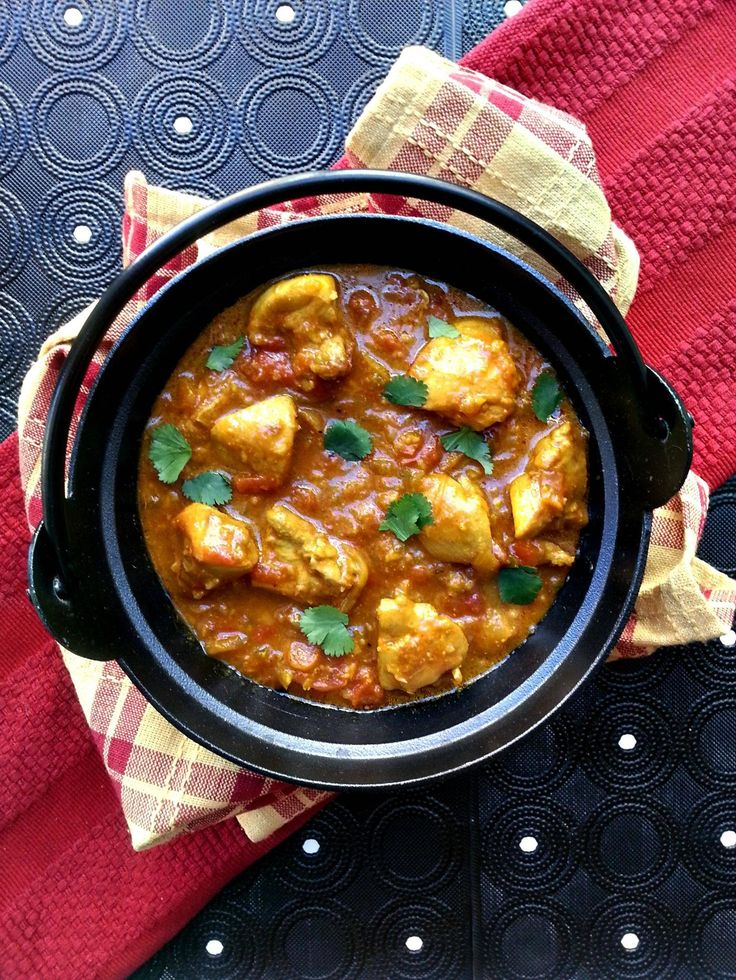 Chicken madras curry recipe indian