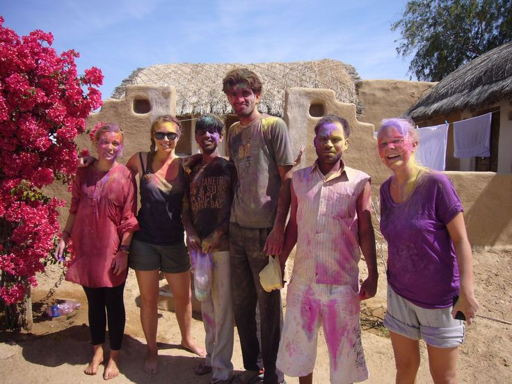 2010 - Sarah McMurry in India. #50EILIRL
