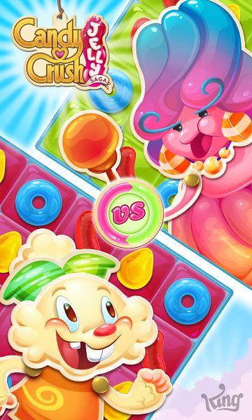 Candy Crush Jelly Saga v1.37.11 (Mods) Apk Mod  Data http://www.faridgames.tk/2017/03/candy-crush-jelly-saga-v13711-mods-apk.html