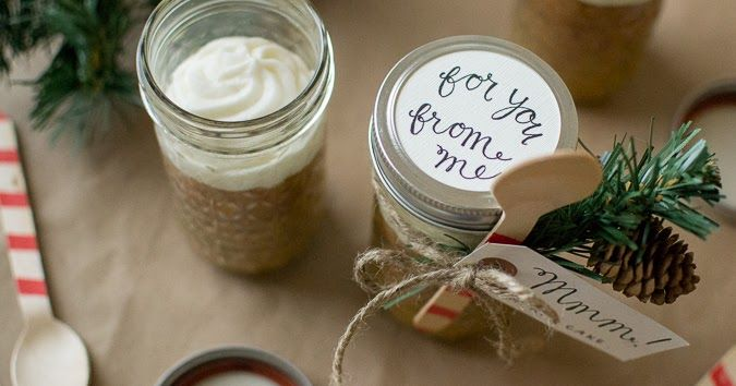 Learn how to bake cake in mason jars!