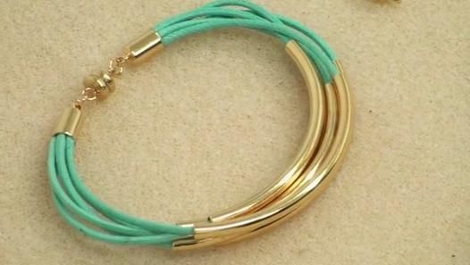 How to Use Round Cord Ends to Finish a Faux Wrap Bracelet - Video Dailymotion