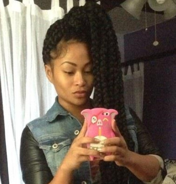 Cute Poetic Justice Braids B R A I D S Pinterest