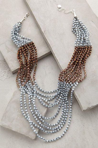 Darina Layered Necklace - anthropologie.com #anthrofave