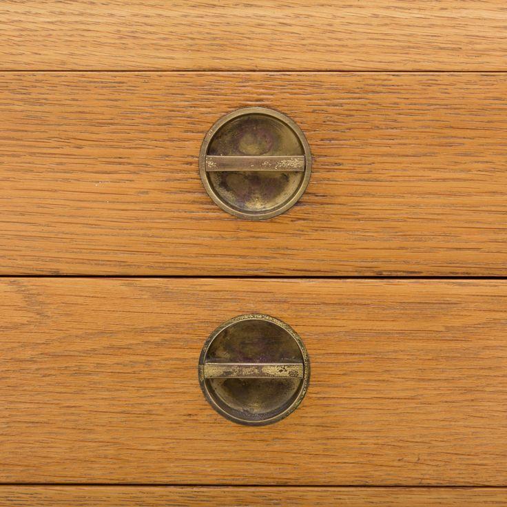 BM 59 - Chest of drawers in oak