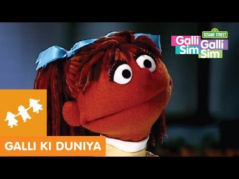 Galli Galli Sim Sim: Chamki is scared of the dark