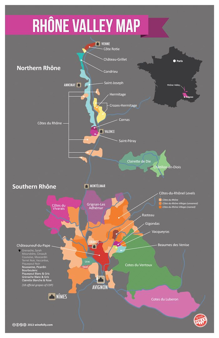 The Rhône Obsession - The Juice | Club W