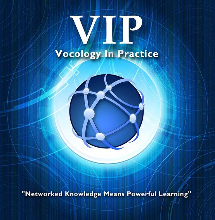 Share the power of the most powerful voice teacher network on the planet! www.vocologyinpractice.com