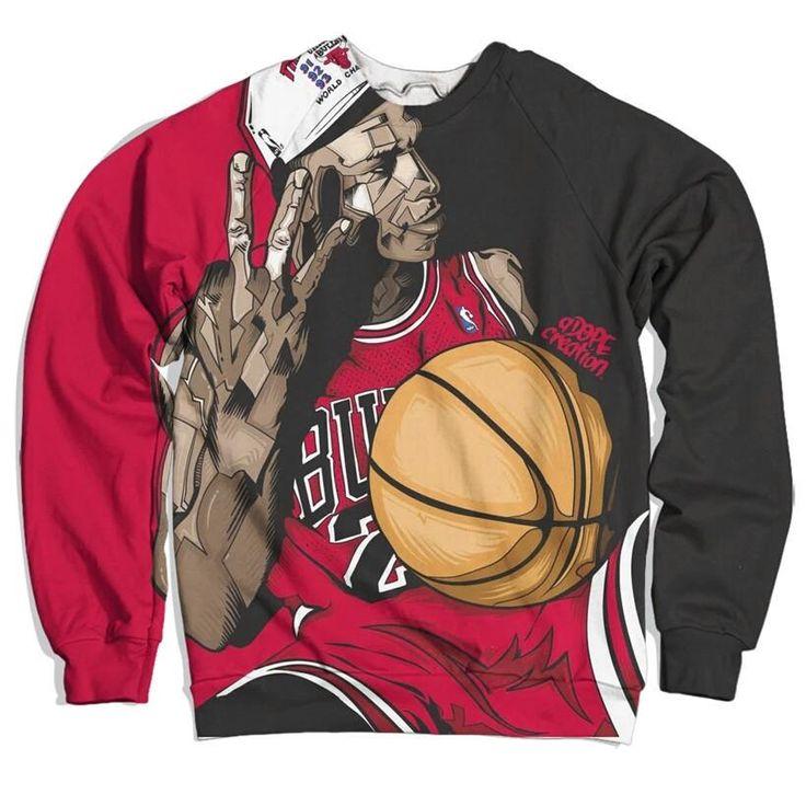 Michael Jordan Pullover / Hoodie