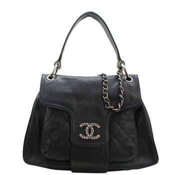 nice Chanel bag...