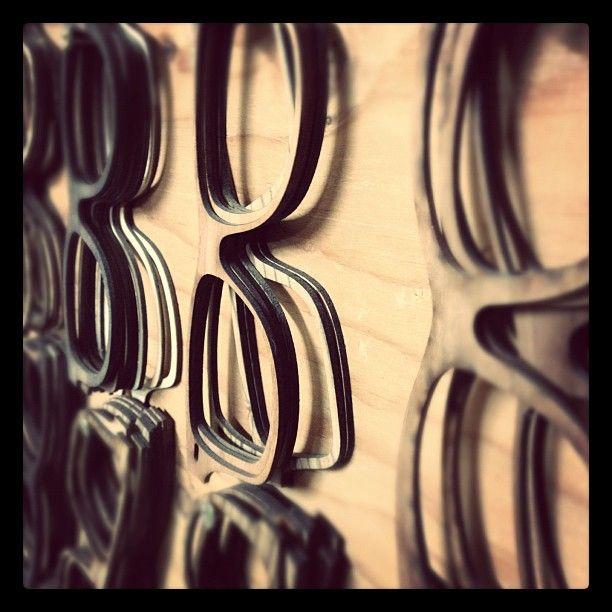 Shwood frames - handmade and steezy
