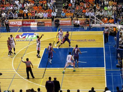Tonight the Soles de Mexicali play the national championship decider in the LNBP!