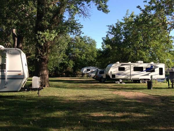 Driftwood RV & Fishing Resort at Los Molinos, California, United States - Passport America Discount Camping Club