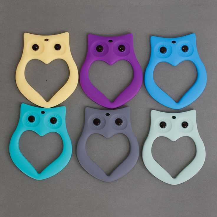 Silicone Owl Teething Pacifier Pendant Teeth Toy Soother Teether Baby Kids #>=#>=#>=#>=#> Click on the pin to check out discount price, color, size, shipping, etc. Save and like it!