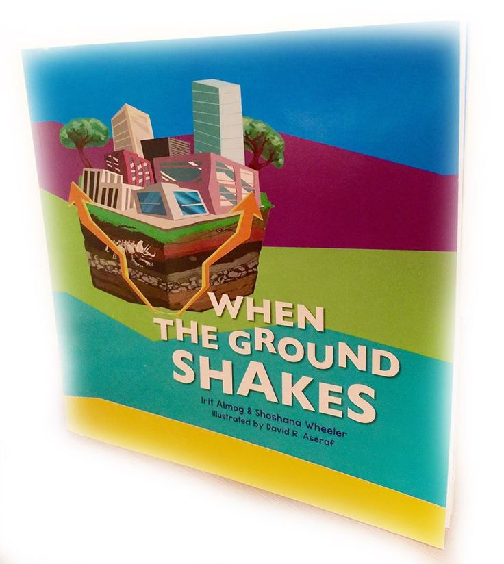California Quake Map Usgs%0A When The Ground Shakes is a mustread book for children and all parents