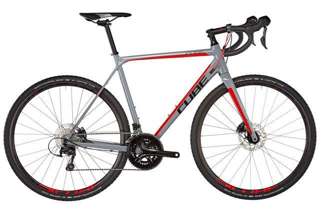 Cube Cross Race Pro 1400 Road Bike Bike Racing