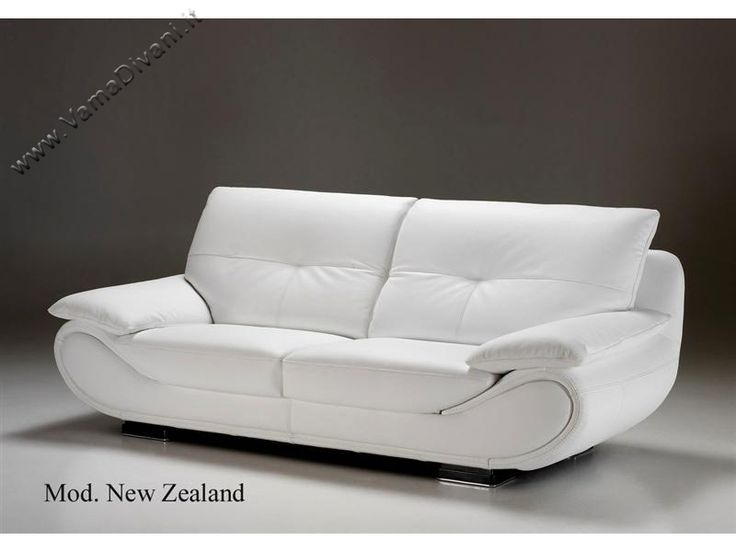 New Zealand #Sofa #totalwhite chosen by @Valentina Fracchia, architect & personal house hunter