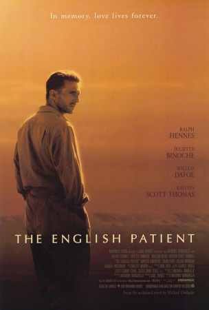 The English Patient   //   Il Paziente Inglese...loved this movie...loved the soundtrack