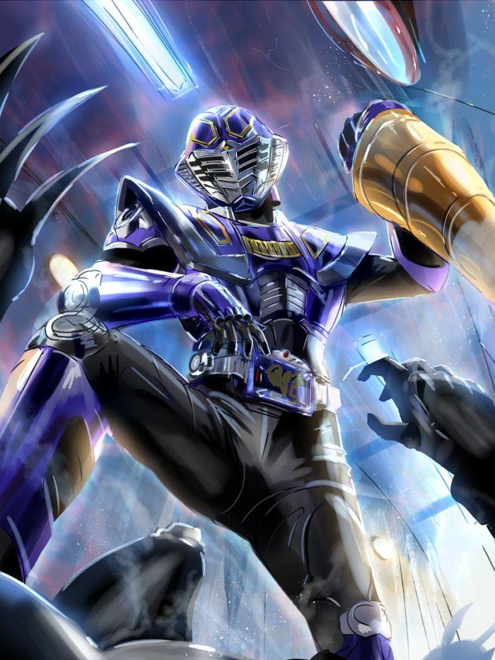 Kamen Rider Ouja (Kamen Rider Ryuki)