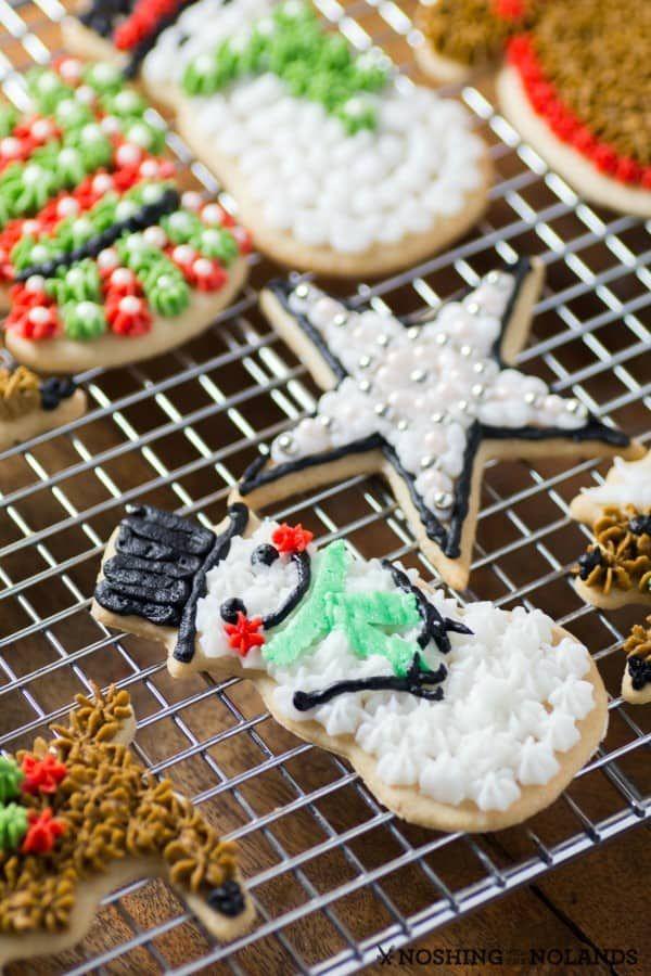 Christmas Sugar Cookies CHRISTMAS YEAR ROUND in 2018 Pinterest