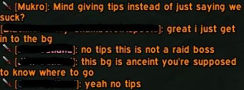 How could you possibly expect to get more pvp players if this is how you greet people trying to learn? #worldofwarcraft #blizzard #Hearthstone #wow #Warcraft #BlizzardCS #gaming