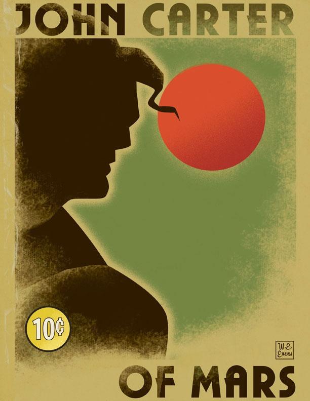 John Carter (fan art)