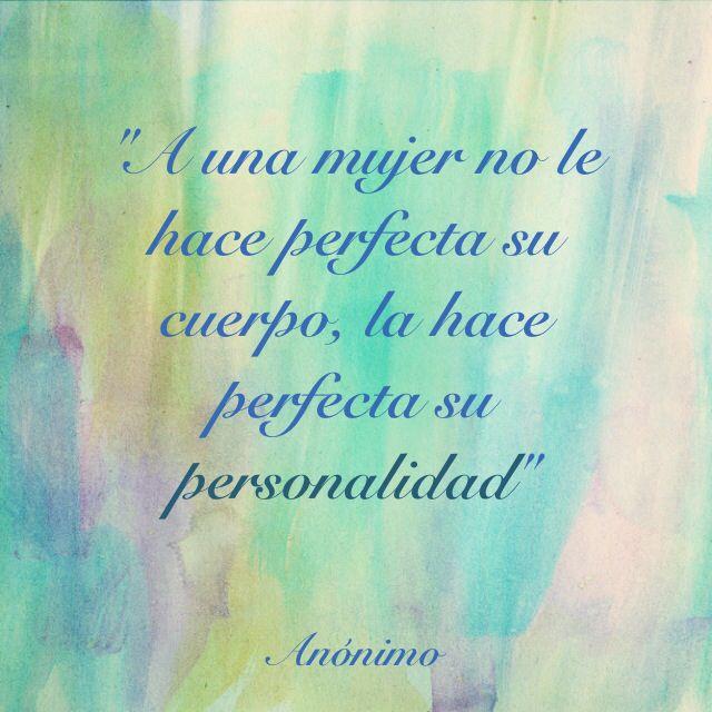 Personalidad.