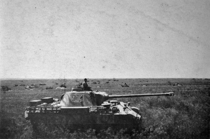 reichsmarschall:  Panzerkampfwagen V Panther Ausf. D (Sd.Kfz. 171)