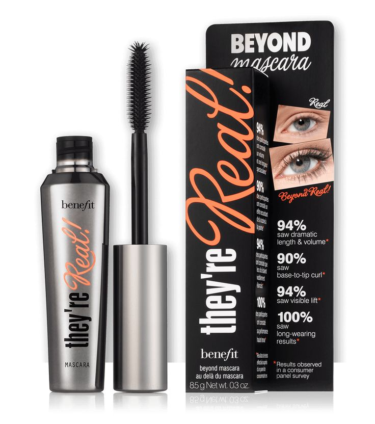 they're real lengthening mascara  I am allllll about a good mascara. My eyelashes are so fair they look so short without any on! So must give this stuff a whirl.