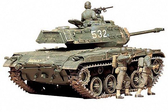 35055 U.S. M41 Walker Bulldog Kit - CA155