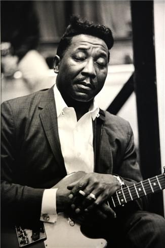 Muddy Waters by Jim Marshall, Such an individual sound and escapist songs it is so moving and cathartic.