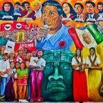 Mural in Chicano Park San Diego #Travel #SanDiego #art #muralart