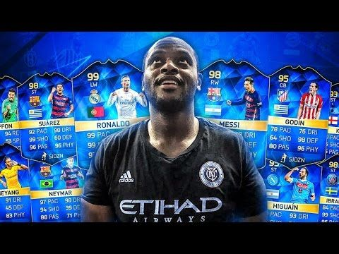 HOW MANY TOTS IN A DRAFT CHALLENGE - FIFA 16 FUT DRAFT CHALLENGE