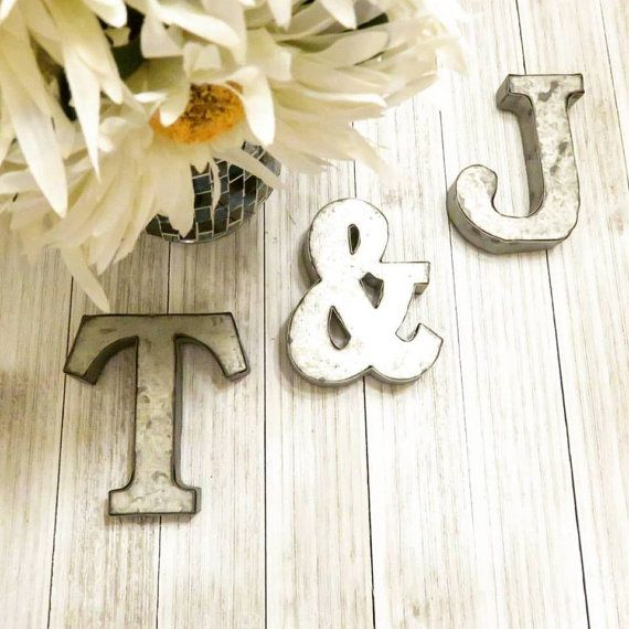 Metal Wall Letters Home Decor: Best 25+ Metal Letters For Wall Ideas On Pinterest