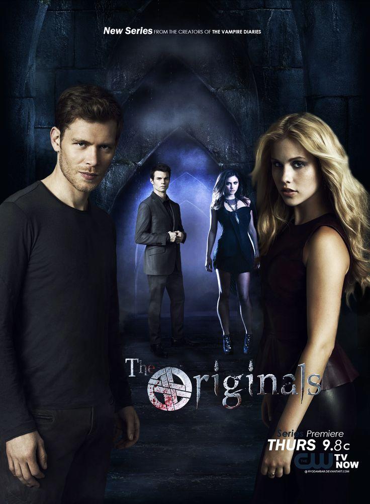 The Originals Vampire Diaries Spin Off | The Originals: un nouveau clip pour le spin-off de The Vampire Diaries ...