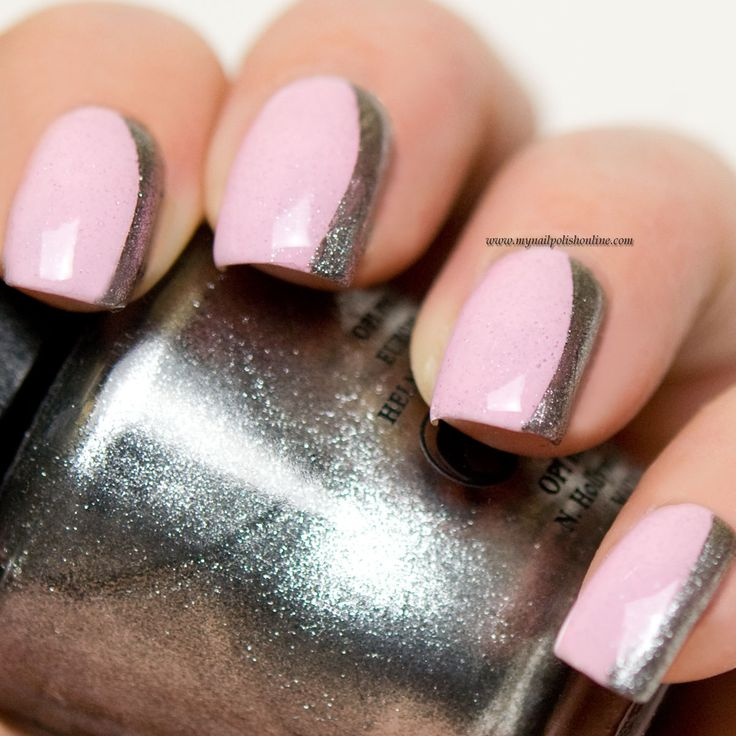 Half-moons on the side - http://www.mynailpolishonline.com/2015/11/nail-art-2/half-moons-on-the-side/