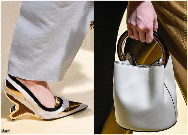 FashionShows Gallery: +Milan & New York Designer SHOE&BAG; Collections