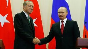 "APA - Erdogan: ""Turkey, Russia to talk Syria more regularly"""