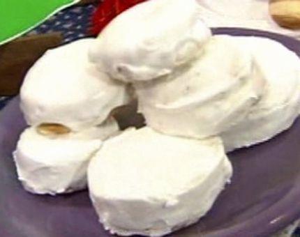 Alfajores con dulce de mamón (Chaco) - Cocineros argentinos
