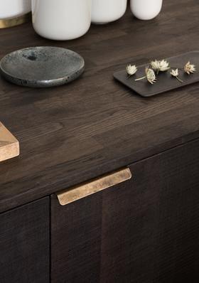 Reform CPH Küchen | Norm Smoked Oak Detail Griffe